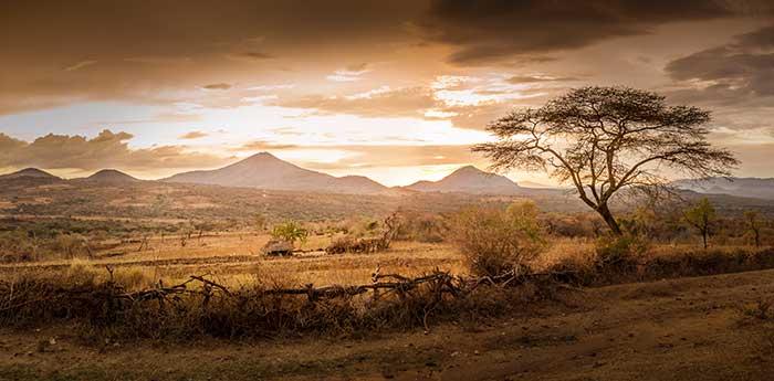Etiopia-paesaggio