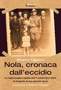 Nola, cronaca dell'eccidio - copertina del libro