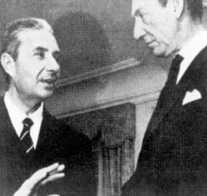 Aldo Moro e Kurt Waldheim