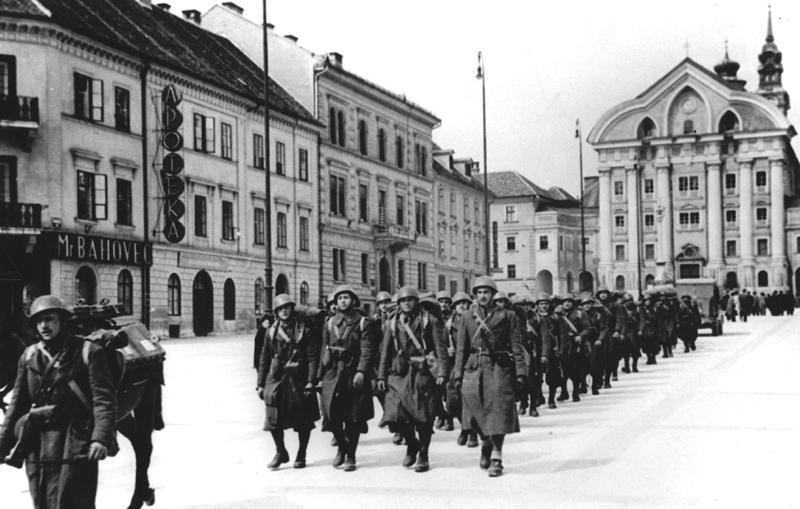Soldati italiani in Jugoslavia