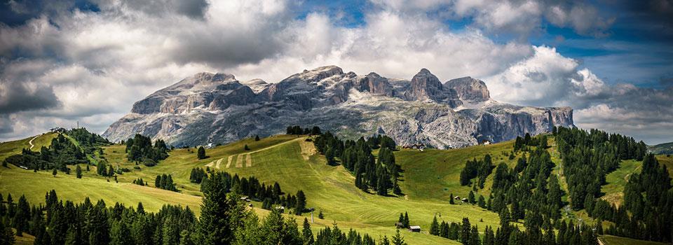 foto: paesaggio del Trentino Alto Adige