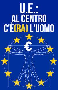 copertina - UE-Al centro c'era l'uomo