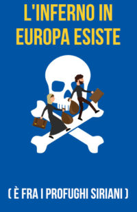 l'inferno europeo dei profughi siriani