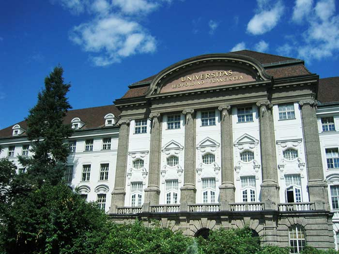 università di Innsbruck